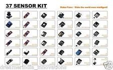 37 IN 1 Sensor Kit with 37 Arduino Example Source Codes