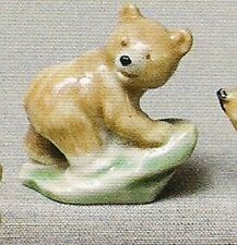 WADE BEAR CUB WHIMSIES SET 9, 1958-61 NORTH AMERICAN ANIMALS