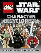 LEGO Star Wars Character Encyclopedia by DK Publishing