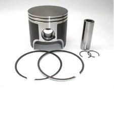 2 HI PERFORMANCE MOLY COATED SPX PISTONS 600 POLARIS PRO XC FUSION CLASSIC DUAL