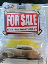Jada Toys. For Sale Series. 40 Cadillac Fleetwood Series 75