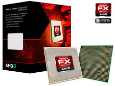 Processore AMD FX-8150 3.6GHz 8 Core Black Edition 16MB cache CPU x64 AM3+ Boxed