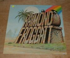 RAYMOND FROGGATT why 1984 UK HAPPY FACE STEREO VINYL LP