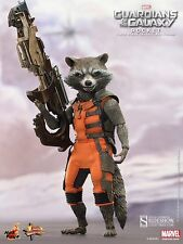 HOT TOYS ROCKET GUARDIANS OF THE GALAXY