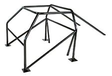 RRC - Roll Bars and Cages, 10 Point, 95-98 Nissan 240SX