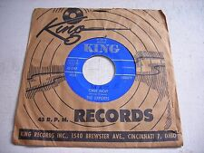 w SLEEVE The Exports Car Hop / Seat Belts Please 1964 45rpm VG+