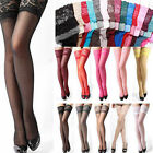 New Stylist Fashion Womens Sexy Womens Lace Top Thigh High Stockings Pantyhose