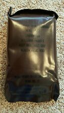 Vintage US Military MRE Menu No. 12 Chicken Loaf