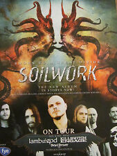 Soilwork, Sworn to a Great Divide, Full Page Promotional Ad