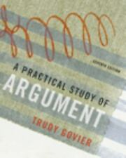 A Practical Study of Argument, Trudy Govier, Acceptable Book