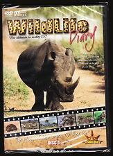 WILDLIFE DIARY - ULTIMATE IN REALITY TV - DISC 4 - NEW & SEALED R2 DVD