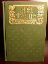 Alexandre Dumas The Three Musketeers c.1900 Adventure France Illustrated
