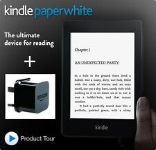 "Amazon Kindle Paperwhite 6"", (212ppi), Wifi, la próxima generación de luz incorporada, 6th generación"