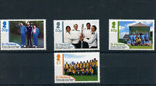 St Helena 2014 MNH Commonwealth Games 4v Set Glasgow Sport Queen's Baton