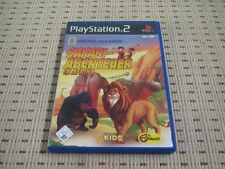 National Geographic Safari-Abenteuer In Afrika für Playstation 2 PS2 PS 2 *OVP*
