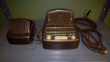Vintage 1930's Operadio Executive 20 Intercom System 4A15 w/ 4A20 Speaker RARE