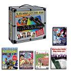 KARAOKE ANLAGE + 2 MIKROFONE + 5 KARAOKE PARTY DVDs