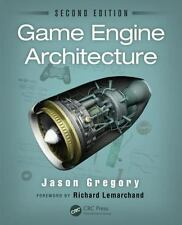 GAME ENGINE ARCHITECTURE [9781466560 - JEFF LANDER JASON GREGORY (HARDCOVER) NEW