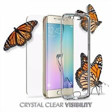 Shockproof 360° Protection Clear Gel Phone Case Cover Samsung Galaxy S6 NEW HIFI