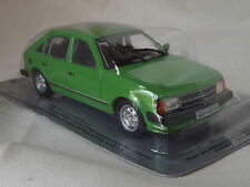 New model - Opel Kadett D - IXO IST 1:43 - German Vauxhall Astra - Green