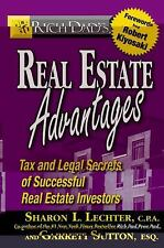 Rich Dad's Real Estate Advantages: Tax and Legal Secrets of Successful Real Esta