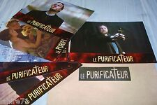 LE PURIFICATEUR ! Heath Ledger jeu photos cinema lobby cards fantastique