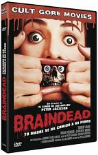 BRAINDEAD **Dvd R2** Peter Jackson  Timothy Balme