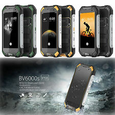 WATER/DUST/SHOCK Proof Blackview BV6000S 16GB 4.7'' Android 6.0 Mobile Phone UK