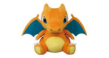 "Pokemon Charizard 10"" Large Plush Doll Toy Plushie XYZ UFO Banpresto NWT Anime"