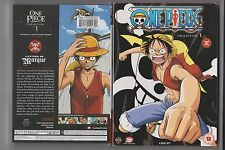 ONE PIECE COLLECTION 1 DVD NTSC REGION 1 VERSION 4 DISC SET 26 EPISODES MANGA