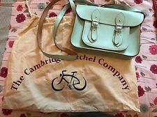 "The Cambridge Satchel Company 11"" Bag Mint Green"