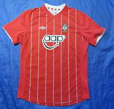 SOUTHAMPTON FC Saints home jersey shirt UMBRO 2012-2013 SIZE XL.Boys (XS adults)