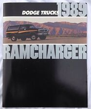 1989 Dodge Truck American Advertising