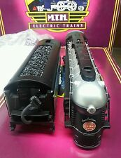 MTH Premiere NYC 4-6-4 Hudson 5429 EMPIRE STATE EXPRESS 7 CAR ALUM PASS SET MIB