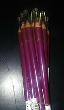 Lot of 12 JORDANA Kohl Kajal  Lip Liner in MAGENTA Pencil Full Size *NEW*