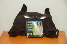 DC Comics DC Comics Batman Kids' Hooded Towel Wrap - Bat Ears NIP 24 x 50