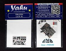 yml3204/ YAHU - I.A.R. 81 - Instrument panel - 1/32