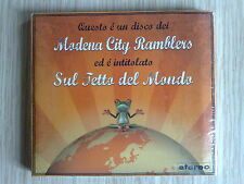 MODENA CITY RAMBLERS - SUL TETTO DEL MONDO - CD DIGIPAK SIGILLATO (SEALED)