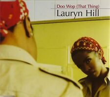 Maxi CD - Lauryn Hill - Doo Wop (That Thing) - #A3528