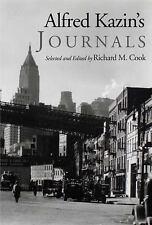 Alfred Kazin's Journals