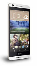 "New HTC Desire 626s 8GB Android Phone White Virgin Mobile USA 5.0"" Display"