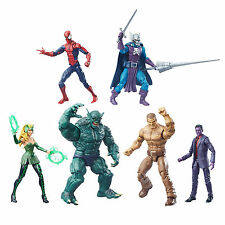 "Spider-Man Marvel Legends - SDCC 2016 The Raft 6"" Boxed Set by Hasbro"