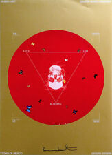 "DAMIEN HIRST ""THE DEATH OF GOD"" SIGNED"
