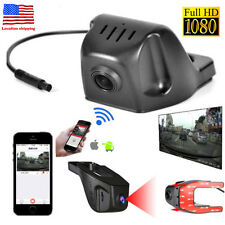 2017 170° WIFI Playback Hidden Car DVR HD 1080P APP Video Dash Camera Recorder