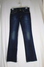 JOES JEANS Petite Bootcut Jeans 26 Bridget Dark Blue Denim Wash Straight Leg