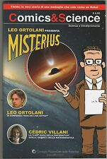 misterius COMICS & SCIENCE 1 di LEO ORTOLANI Rat-Man speciale LUCCA 2013 rat man