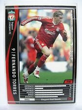 Panini WCCF 2009-10 110 Fernando TORRES Liverpool Spain