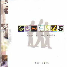 CD Single GENESIS The hits Promo 3-Track card sleeve