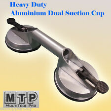"Dual Heavy Duty 4-5/8"" Aluminium Suction Cup Dent Puller Lifer Glass Remover"