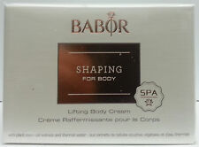 Babor Shaping For Body: Lifting Body Cream 200ml 7 oz New Packaging